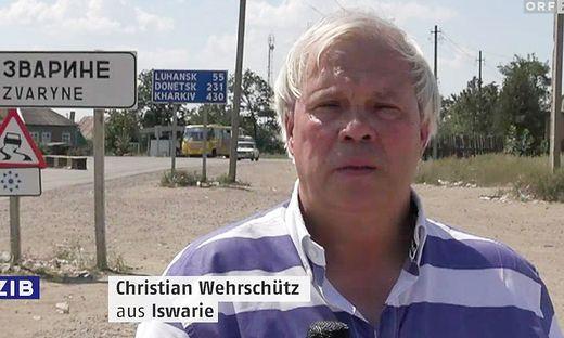 CHRISTIAN WEHRSCHÜTZ