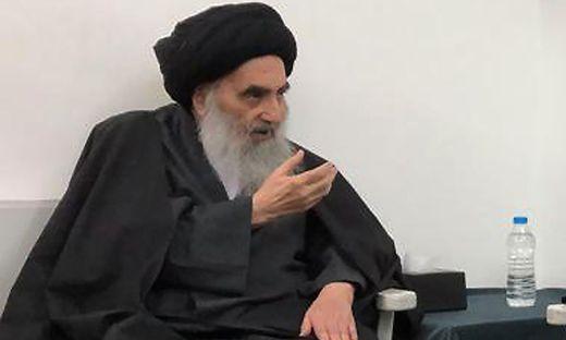 Großayatollah Ali al-Sistani