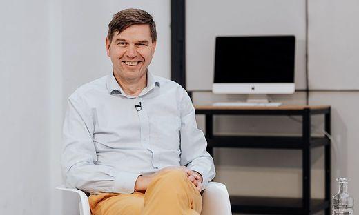 Werner Wutscher, Vorstand der Austrian  Angel Investors Association