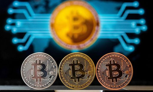 Bitcoin-Kurs knackt die Marke von 5000 Dollar