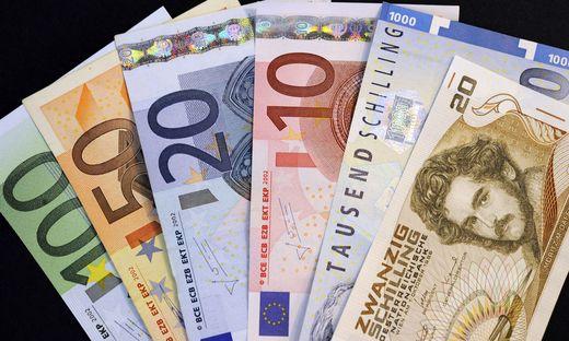 THEMENBILD-PAKET: EURO/SCHULDEN/W�HRUNG
