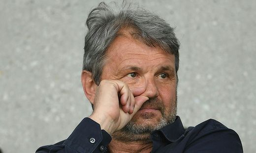 FUSSBALL: TIPICO BUNDESLIGA / MEISTERGRUPPE: LASK LINZ - TSV PROLACTAL HARTBERG