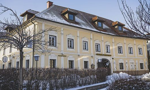 Der Gebäudekomplex Weißes Roß ist seit drei Jahren im Besitz der Ringpalais KG