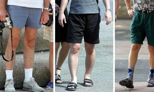 Shorts in allen Variationen