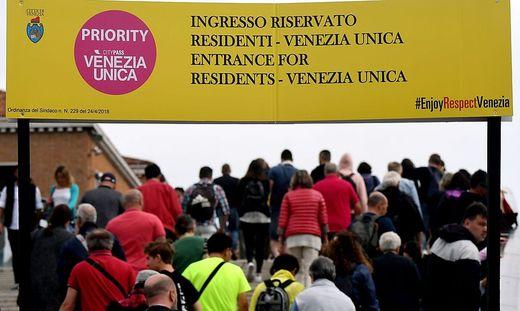 ITALY-TOURISM