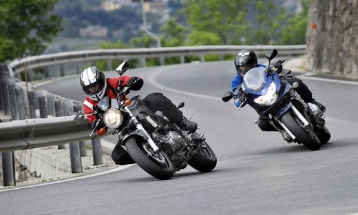 Schräge Welt Motorrad