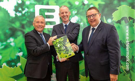 """Europaeische Investitionsbank vergibt zweiten """"Green Loan"""" in Europa an Energie Steiermark AG: 90 Millionen Euro fuer Klimaschutz"""