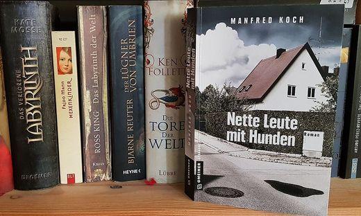 Manfred Koch, Nette Leute mit Hunden, Gmeiner Verlag, 312 Seiten, 15,50 Euro
