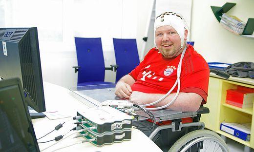 Gerhard Kleinhofer hat sich seit Beginn des Trainings von 200 auf 112 Sekunden enorm verbessert