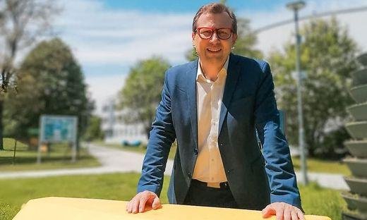 Erich Schwarz fokussiert künftig auf neue Aufgaben