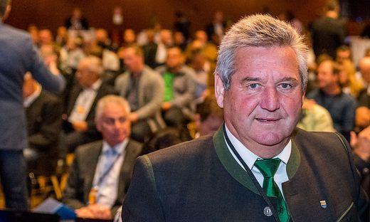 Bürgermeister Josef Niggas (ÖVP)