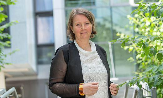 Andrea Schertler ist Chefin am Institut für Banken der Uni Graz