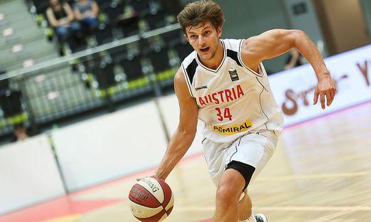 Nationalteamspieler Moritz Lanegger