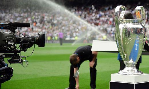 Ab 2018/19 werden mehr Champions-League-Spiele auf Sky übertragen