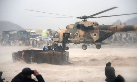 TOPSHOT-AFGHANISTAN-FLOOD