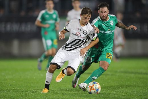 Sturm Graz Amateure vs. Gleisdorf