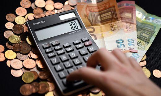 ++ THEMENBILD ++ FINANZEN/BUDGET/GELD/EURO/WAeHRUNG/FINANZPLANUNG/HAUSHALT