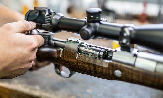 Mit Jagdwaffen in die Insolvenz geschlittert