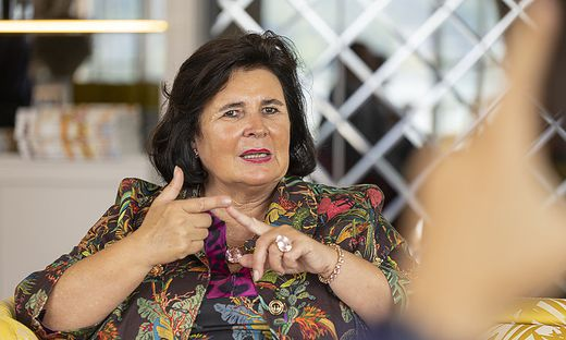Geschäftsführerin Helena Ramsbacher ist die treibende Kraft hinter der Runderneuerung des Seefels