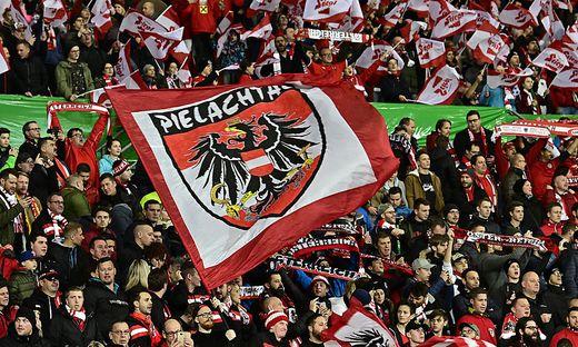 Österreichs Fußballfans