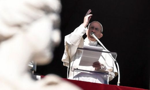 Papst schaltet sich in Weihnachtsbotschaft in Jerusalem-Krise ein