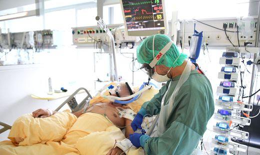 Für den Mediziner wurde eine Behandlung auf der Intensivstation notwendig
