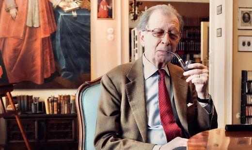 Der Wiener Historiker Moritz Csáky