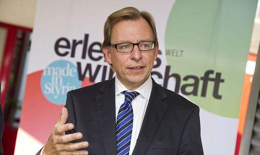 Unter Druck: Christian Buchmann.