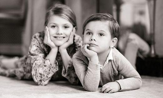 Prins Oscar fyller 4 år