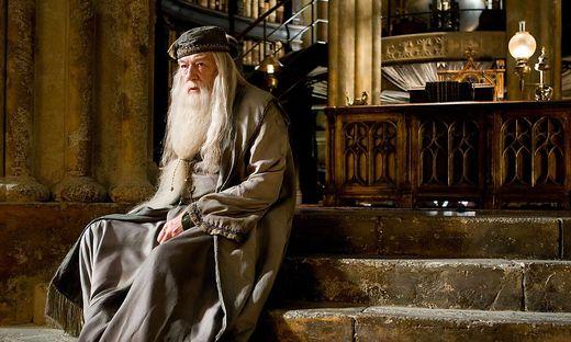 Für viele ist er der Prototyp des weisen Lehrers: Albus Dumbledore aus der Harry- Potter-Reihe