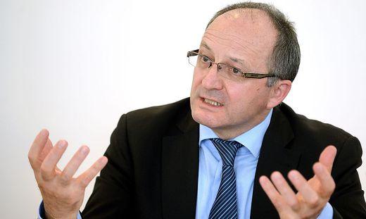 Ökonom Christian Keuschnigg lehrt als Professor an der Universität in St. Gallen