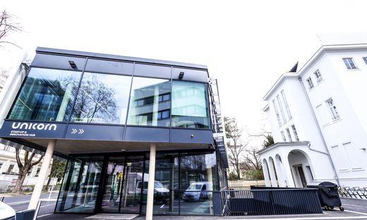 12 Millionen Euro wurden investiert: das Unicorn in der Schubertstraße