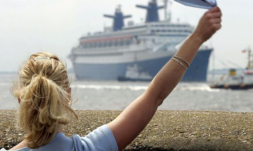 GERMANY - SHIP - CRUISE LINER NORWAY