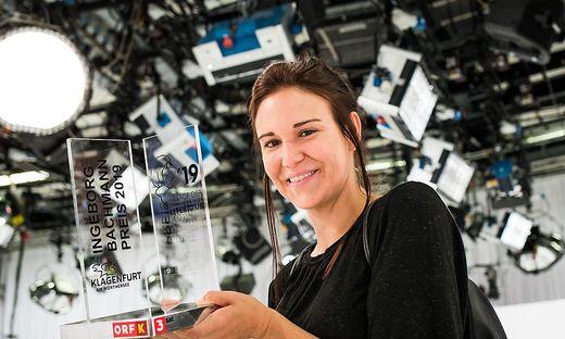 Gewann den Bachmann-Preis 2019: Birgit Birnbacher