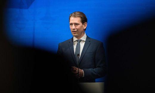 Sebastian Kurz steht im Fokus von Ermittlungen - und der internationalen Medien.