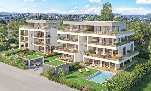 Das geplante Bauprojekt an der Ecke Rapoldgasse/Ruckerlberggasse