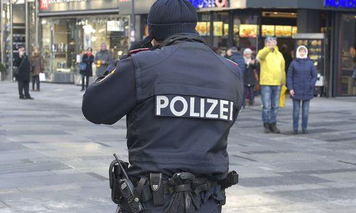POLIZEiUeBERWACHUNG IN WIEN