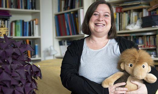 Krebspatientin Sabine Spitz