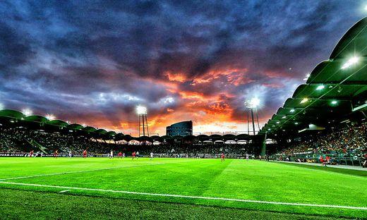 SOCCER - UEFA EL quali, Sturm vs Podgorica