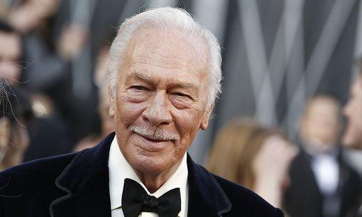 Christopher Plummer starb im Alter von 91 Jahren