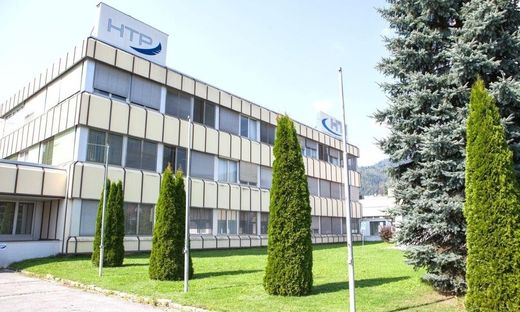 Die HTP in Fohnsdorf