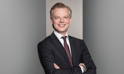 Ex-Casinos-Vorstand Peter Sidlo