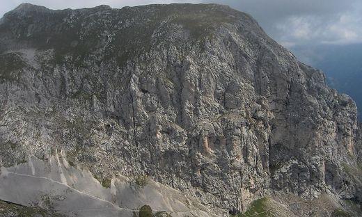 Klettersteig Eisenerz : Orientierung kaiser franz joseph klettersteig