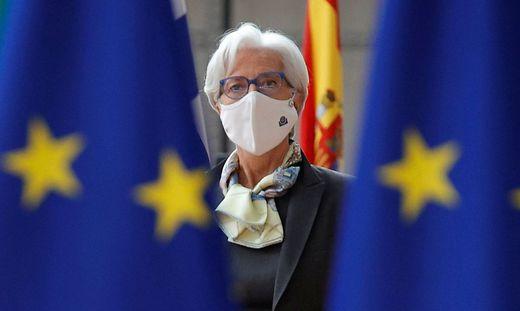 """""""Es wird ein wichtiges Treffen"""", erklärte EZB-Präsidentin Christine Lagarde  im Vorfeld"""