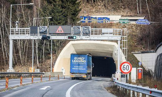 Der Gräberntunnel wird ab 18. März ab 19 Uhr wegen einer Sicherheitsübung gesperrt
