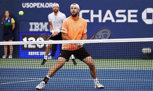 Oliver Marach steht mit Doppel-Partner Jürgen Melzer im US-Open-Viertelfinale