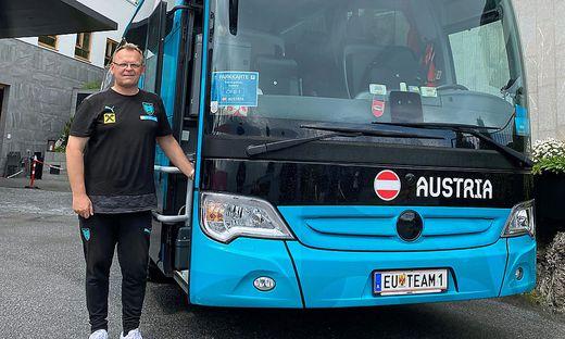 """Stefan """"Bussi"""" Kutsenits"""