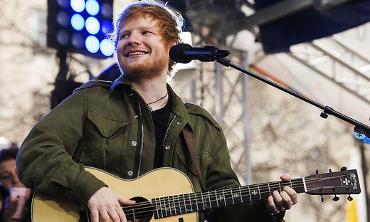 Superstar Ed Sheeran: Hat er heimlich geheiratet?