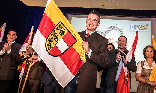 Gernot Darmann stellt sich der Wiederwahl als Kärntner FPÖ-Chef
