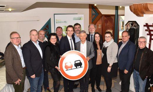 Leibnitzer ÖVP-Politiker fordern ein Ende des gefühlten Überholverbots auf der A9 und einen raschen Ausbau